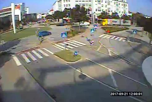 Kreisverkehr Hanau
